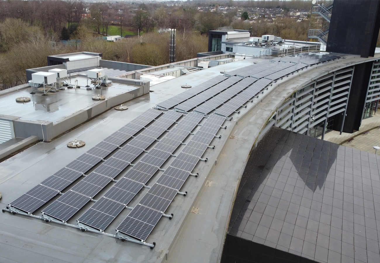 Glasgow Solar Panel Installation for Flat Roofing