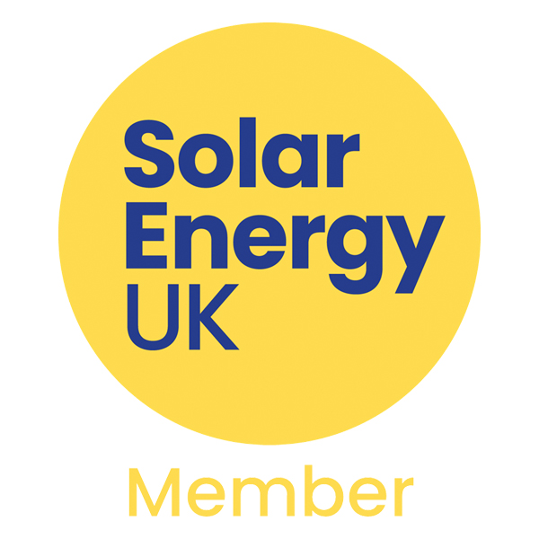 We have become members of Solar Energy UK